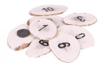 Stapelgoed set magneetjes