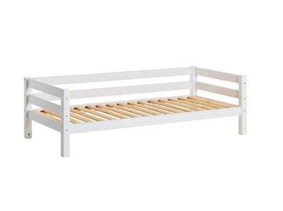 Hoppekids premium XXL 70x160 bedbank grenen wit