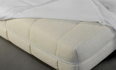 ABZ 70x150 waterproof PU Molton wit