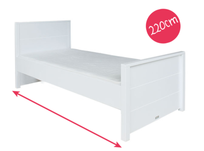 Bopita bed Bobby 90x220 bed wit