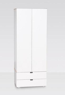Manis-H 2 deurs kast met 2 laden