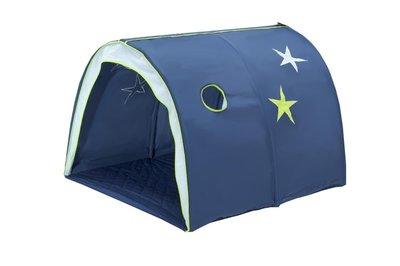 Hoppekids space tunnel tent tbv 90x200 bedden