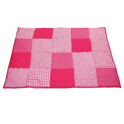 Taftan patcwork pink box kleed 100x80