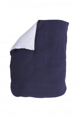 Bink Bedding baby overtrekje pique marine 100x135