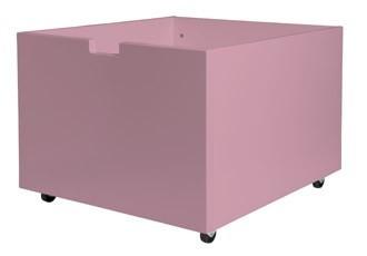 Bopita licht roze mix & match Timo speelgoed/opbergbak