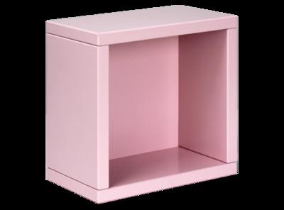 Bopita mix & match wandbakje roze