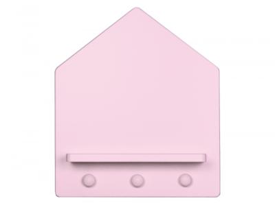 Bopita Babyflex wandrek Home roze