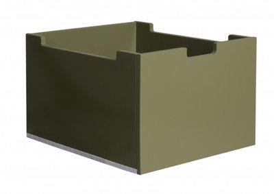 Bopita mix & match bakje medium army green 22