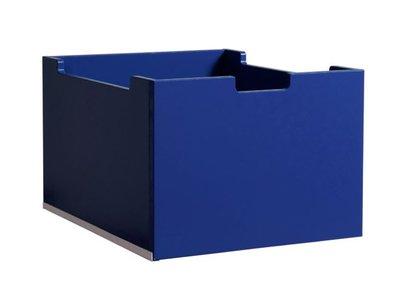Bopita bakje medium cobalt blauw