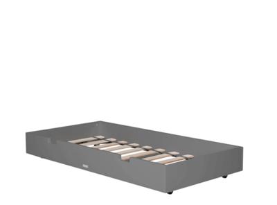 Bopita junior slaap / opberg lade 70x150 deep grey