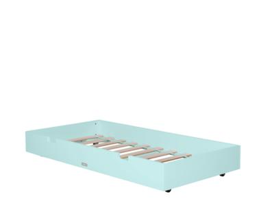 Bopita junior slaap / opberg lade 70x150 licht blauw