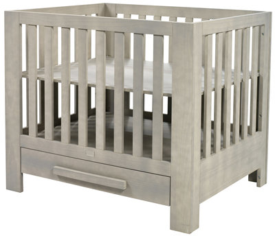 Coming kids Timber box met lade 80x100
