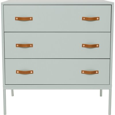Coming kids Bliss 3 laden commode metaal-hout seagreen