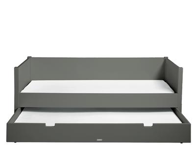 Bopita Stan deep grey bedbank 90x200
