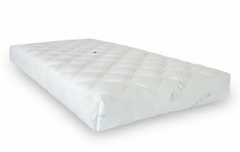 ABZ KM 238 Pure clean 60x120 baby matras HR30 + Tencel hoes