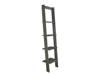 Bopita Basic wood wandrek ladder grey wash