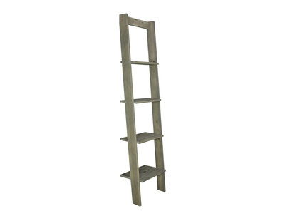 Bopita Basic wood wandrek ladder stone wash
