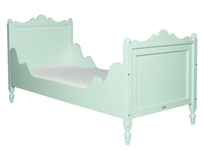Bopita Belle bed 90x200 mint