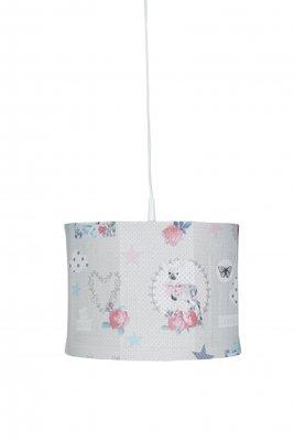 Bink hanglamp Lovely roze
