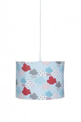 Bink hanglamp Cloudy aqua