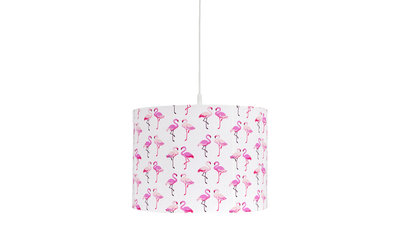 Bink hanglamp Flamingo roze