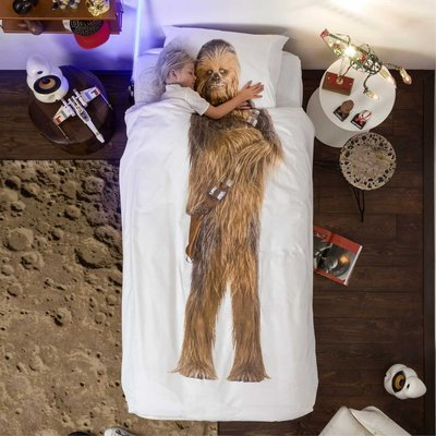 Snurk Chewbacca dekbedovertrek