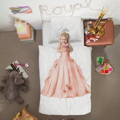 Snurk Princess dekbedovertrek