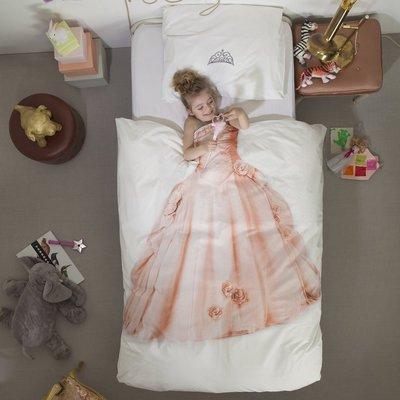 Snurk Princess dekbedovertrek junior 120x150