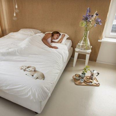 Snurk 100% and Wool dekbedovertrek