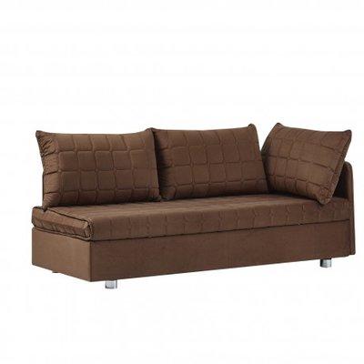 Slaapbank Daybed 85x190 bruin