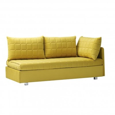 Slaapbank Daybed 85x190 mosterd