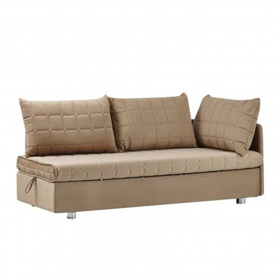 Slaapbank Daybed 85x190 cappuccino