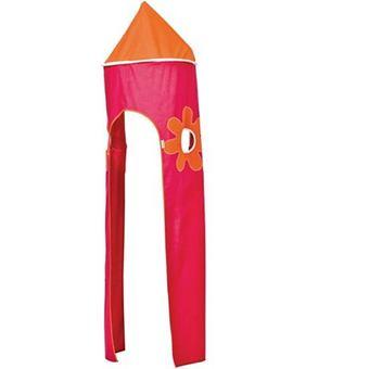 Hoppekids Flower power toren tent roze