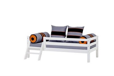 Hoppekids Skater set basic junior bed 70x160 + matras +kussens