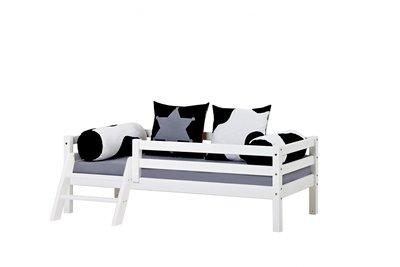 Hoppekids Cowboy set basic junior bed 70x160 + matras +kussens
