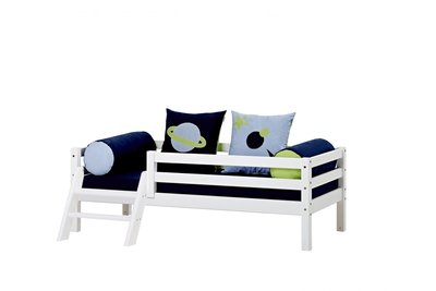 Hoppekids Space set basic junior bed 70x160 + matras +kussens