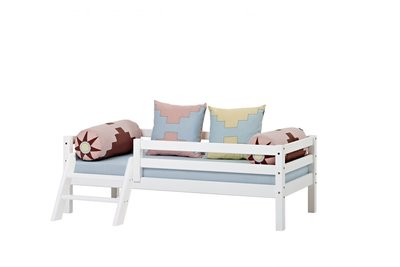 Hoppekids Indian girl set basic junior bed 70x160 + matras +kussens