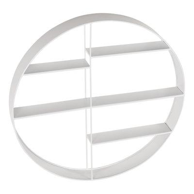 Kidsdepot Round shelf white