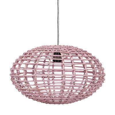 Kidsdepot Pumpkin hanglamp pink