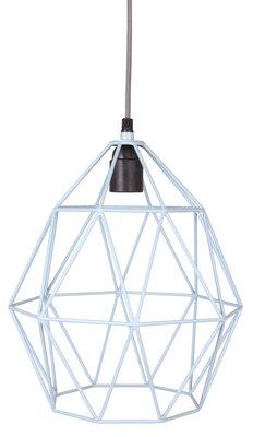Kidsdepot wire hanglamp blue