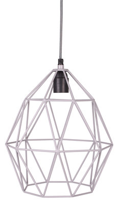 Kidsdepot wire hanglamp grijs