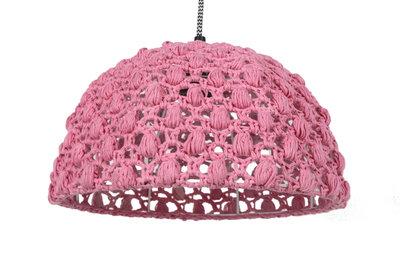 Kidsdepot ziggy hanglamp flamingo