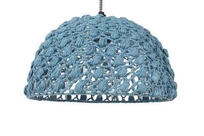 Kidsdepot ziggy hanglamp blue