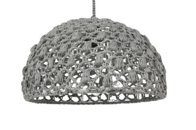 Kidsdepot ziggy hanglamp grey
