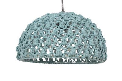 Kidsdepot ziggy hanglamp seagreen