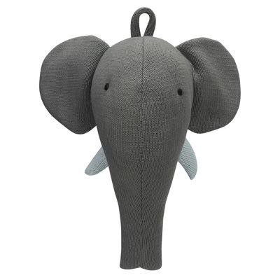 Kidsdepot Dierenkop elephant