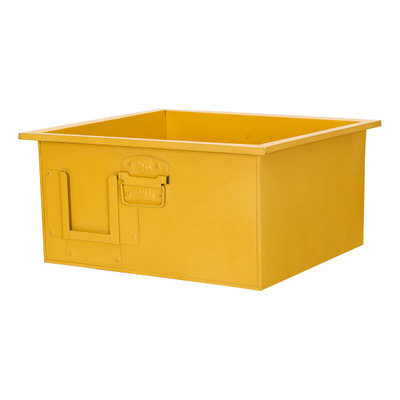 Stapelgoed storage box gold