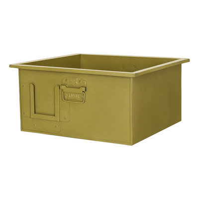 Stapelgoed storage box avocado
