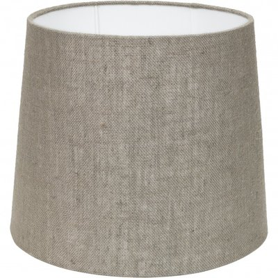 Stapelgoed lampenkap behorend bij vloerlamp oud hout grey