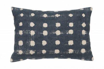 Polka Dots Kussens : Kussen double dots l b cm fch interieur cadeau tuincentrum
